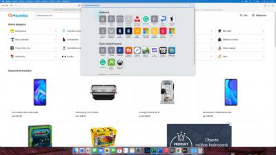 Pomoc Apple začátečníkům • Re: Safari MacOS - mobilní verze stránek