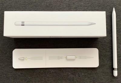 Bazar - chci prodat • Apple Pencil 1 - jako nový,záruka!